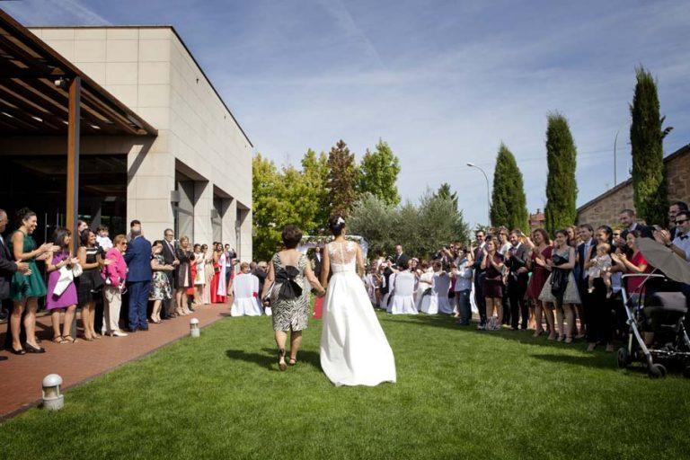 ceremonias en exteriores