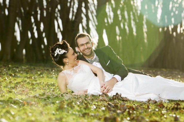 reportaje exteriores de bodas
