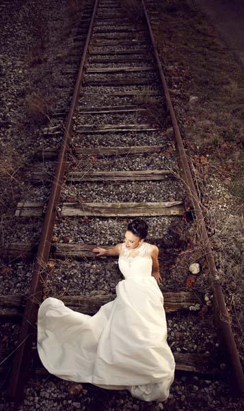 Reportajes de bodas diferentes