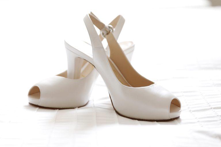 zapatos de bodas