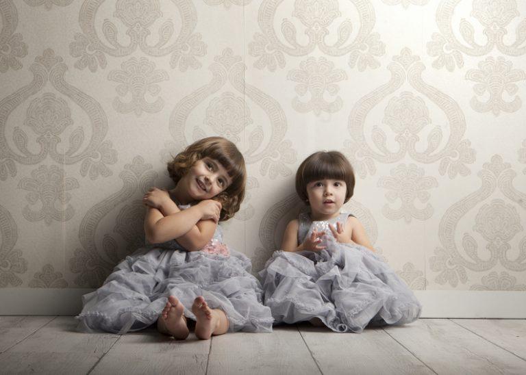 fotos estudio niños